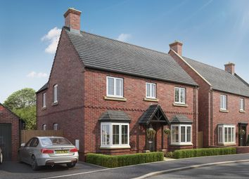"""Thumbnail 4 bed detached house for sale in """"The Ludlow"""" at Mentmore Road, Cheddington, Leighton Buzzard"""