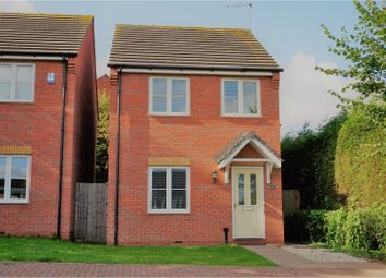 Thumbnail 3 bed detached house to rent in Brereton Road, Rugeley
