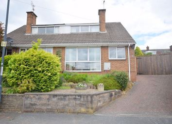 Thumbnail 3 bedroom semi-detached house for sale in Edale Close, Allestree, Derby