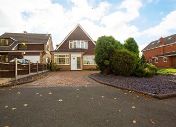 Thumbnail 3 bedroom detached house for sale in Norton Lane, Great Wyrley, Walsall