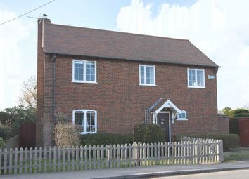Thumbnail 4 bed detached house for sale in The Street, Preston, Canterbury