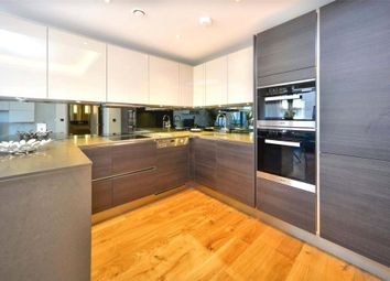 Thumbnail 1 bed flat for sale in Benjamin House, London