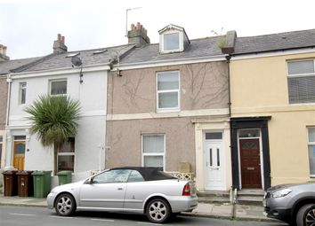 Thumbnail 2 bedroom terraced house for sale in Kensington Road, Plymouth, Devon