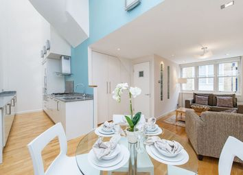 Thumbnail 3 bed mews house to rent in Welbeck Way, Marylebone, London