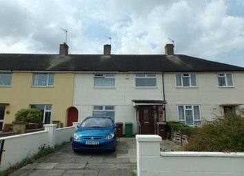 Thumbnail 3 bed terraced house for sale in Dovenby Road, Clifton, Nottingham, Nottoinghamshire
