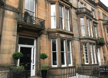 Thumbnail 2 bed flat to rent in Buckingham Terrace, West End, Edinburgh
