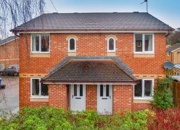 Thumbnail 2 bed semi-detached house for sale in Gondreville Gardens, Church Crookham, Fleet
