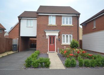 Thumbnail 3 bedroom detached house for sale in Costessey, Norwich