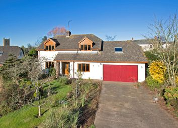 Thumbnail 4 bed detached house for sale in Pynes Close, Cheriton Fitzpaine, Crediton