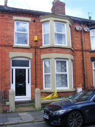 Thumbnail 4 bed terraced house to rent in Grovedale Road, Allerton, Liverpool