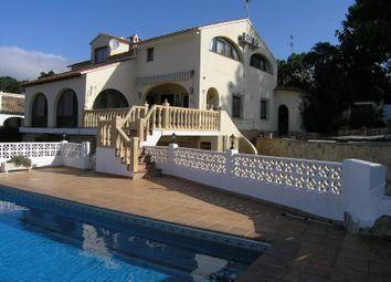 Thumbnail 5 bed villa for sale in Moraira, Alicante, Spain