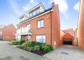 Thumbnail 5 bed detached house for sale in Brassie Wood, Channels, Essex