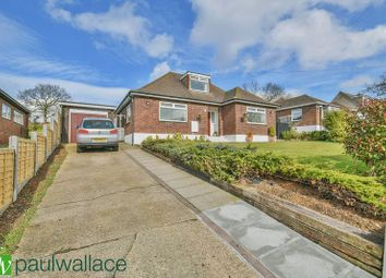 Thumbnail 4 bed bungalow for sale in Shooters Drive, Nazeing, Waltham Abbey