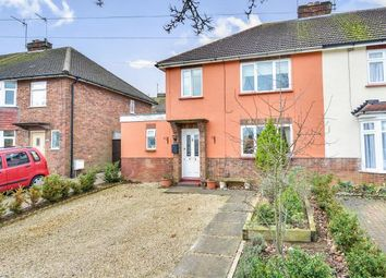 Thumbnail 4 bedroom end terrace house for sale in Pinewood Drive, Bletchley, Milton Keynes, Buckinghamshire