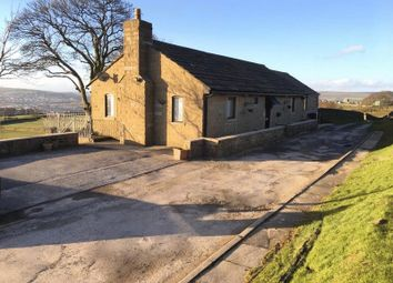 Thumbnail 4 bed detached bungalow for sale in Back Shaw Lane, Hainworth Shaw, Keighley