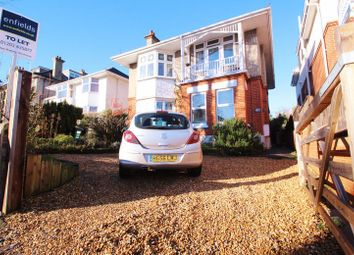 Thumbnail 2 bedroom flat to rent in Castlemain Avenue, Southbourne, Bournemouth