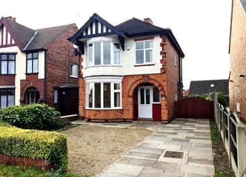 Thumbnail 3 bed detached house to rent in Heanor Road, Ilkeston