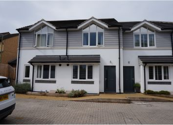 Thumbnail 2 bed terraced house for sale in Gullivers Close, Bournemouth