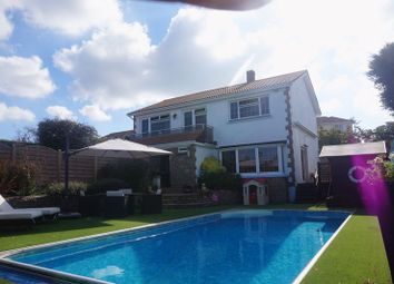 Thumbnail 4 bed property for sale in Les Ametots, Bagatelle Lane, St. Saviour, Jersey