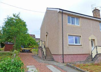 Thumbnail 1 bed flat for sale in Tweedsmuir Road, Perth