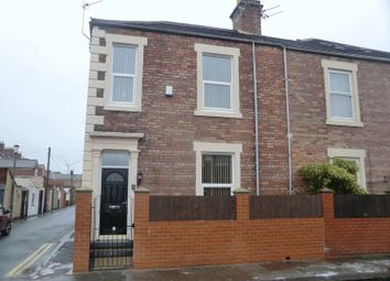 Thumbnail 2 bedroom terraced house to rent in Wolsley Road, Blyth