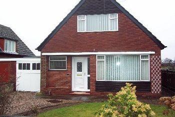Thumbnail 3 bed bungalow to rent in Hawthorne Drive, Sandbach Heath, Sandbach, Cheshire