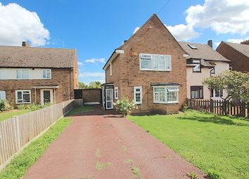 Thumbnail 3 bed semi-detached house to rent in Coombe Drive, Ruislip Manor, Ruislip