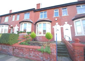 Thumbnail 2 bedroom terraced house for sale in Westmorland Avenue, Blackpool
