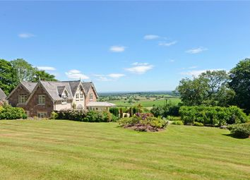 Thumbnail 4 bed detached house for sale in Goldford Lane, Bickerton, Malpas, Cheshire