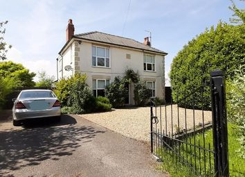 Thumbnail 4 bed detached house for sale in Lowgate, Fleet Hargate, Holbeach, Lincs