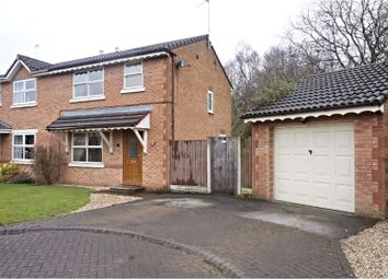 Thumbnail 3 bed semi-detached house for sale in Seaton Park, Runcorn