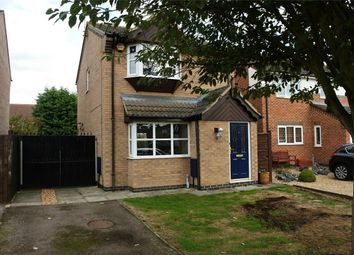 Thumbnail 3 bedroom detached house for sale in Plough Lane, Newborough, Peterborough