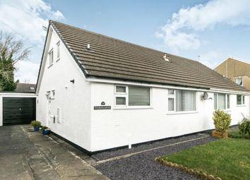 Thumbnail 3 bed bungalow for sale in Ffordd Cynan, Bangor, Gwynedd