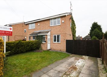 Thumbnail 2 bed semi-detached house for sale in Curlew Avenue, Eckington, Sheffield