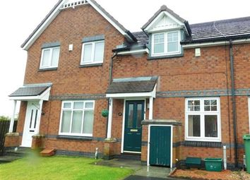 Thumbnail 2 bedroom property for sale in Dixon Green Drive, Bolton