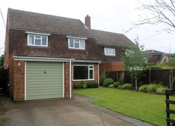 Thumbnail 4 bed detached house to rent in Kings Road, West End, Surrey
