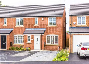 Thumbnail 3 bed end terrace house for sale in Stirrup Close, Leigh, Lancashire