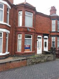 Thumbnail 3 bed terraced house to rent in Smallman Road, Crewe, Cheshire