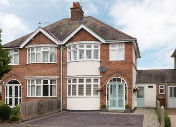 Thumbnail 3 bed semi-detached house for sale in Melton Road, Barrow Upon Soar, Loughborough