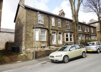 Thumbnail 4 bedroom end terrace house for sale in Darwin Avenue, Buxton, Derbyshire