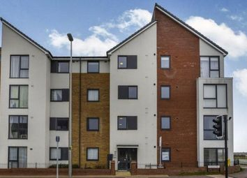 Thumbnail 2 bedroom flat for sale in Countess Way, Broughton, Milton Keynes, Buckinghamshire
