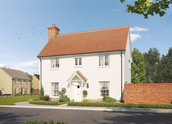 Thumbnail 3 bedroom detached house for sale in Birch Gate, Silfield Road, Wymondham, Norfolk