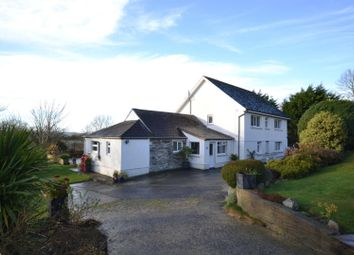 Thumbnail 6 bed detached house for sale in Penparc, Cardigan