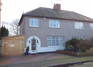 Thumbnail 3 bed semi-detached house to rent in Arnold Avenue, Sawley