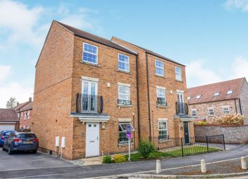 Thumbnail 4 bed semi-detached house for sale in Armstrong Way, York