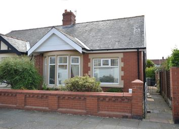 Thumbnail 2 bed semi-detached bungalow for sale in Romney Avenue, Blackpool