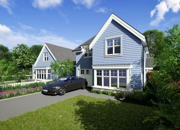 Thumbnail 3 bed detached house for sale in Ravens Way, Milford On Sea