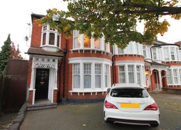 Thumbnail Flat to rent in The Crest, Palmers Green, London
