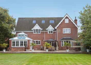 Thumbnail 5 bed detached house for sale in Grange Farm, Main Road, Filby, Great Yarmouth