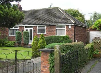 Thumbnail 2 bed bungalow for sale in Hollytree Road, Plumley, Knutsford, Cheshire